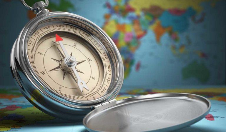 1 zu 1 - Kompass