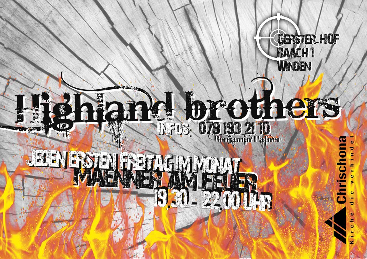 Highland Brothers Flyer